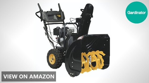 Poulan Pro PR241-24-Inch 208cc Two Stage Snowthrower -961920092