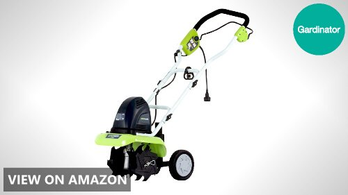 Greenworks 10-Inch 8 Amp Corded Cultivator 27012