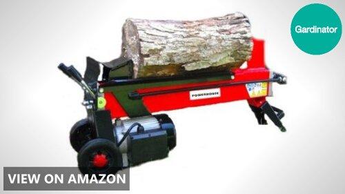 Powerhouse XM-380 vs Boss Industrial ES7T20: Electric Hydraulic Log Splitter Comparison