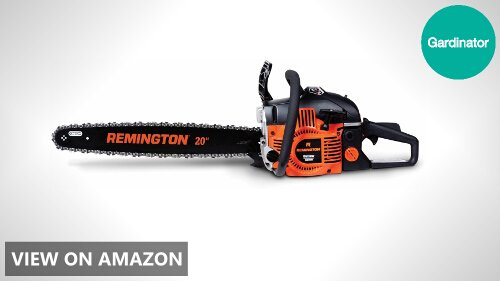 Remington RM4620 Outlaw vs RM4216 Rebel: Gas Chainsaw Comparison