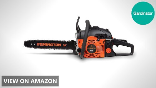 Remington RM4216 Rebel vs RM4620 Outlaw: Gas Chainsaw Comparison