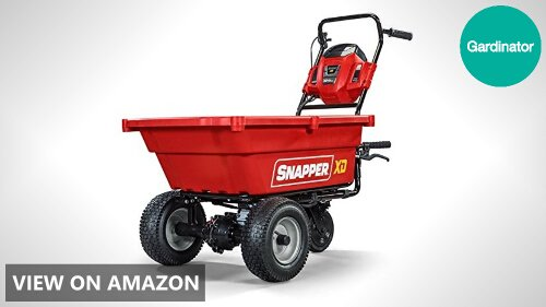 Snapper XD SXDUC82 82V Cordless Self-Propelled Utility Cart