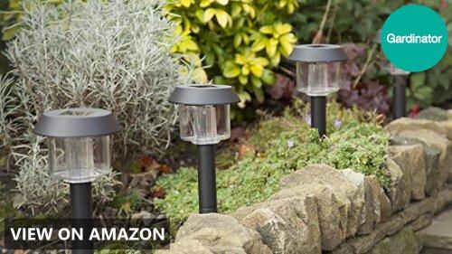 SolarGlow Solar Garden Lights