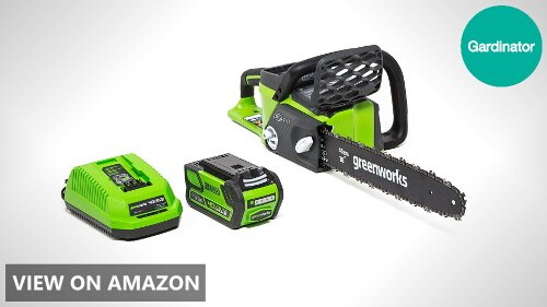 Greenworks vs BLACK+DECKER: Cordless Chainsaw Comparison