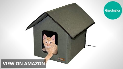 K&H Pet Products vs Kitty Tube: Outdoor Winter Cat House Comparison