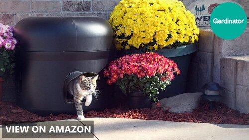Kitty Tube vs K&H Pet Products