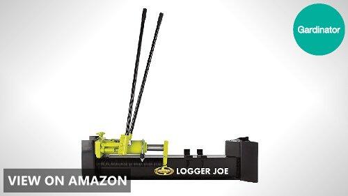 Snow Joe Sun Joe LJ10M Logger Joe 10 Ton Hydraulic Log Splitter Review