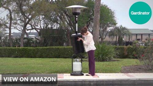 AmazonBasics vs AZ Patio Heaters