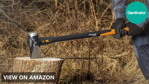 Fiskars Iso Core Maul vs Fiskars x27 Axe: Striking Tool Comparison