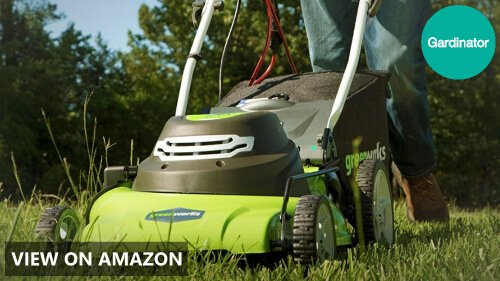 Greenworks 25022 vs 25112: Corded Lawn Mower Comparison