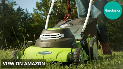 Greenworks 25022 vs Sun Joe MJ401E: Corded Lawn Mower Comparison