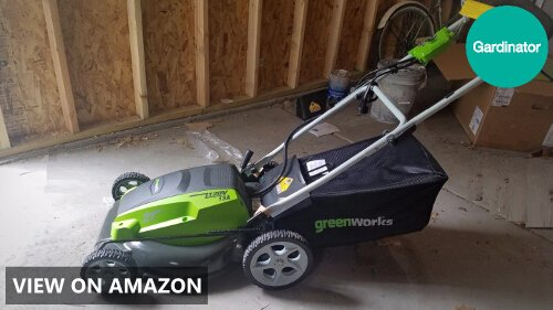 Greenworks 25112 vs 25022: Corded Lawn Mower Comparison