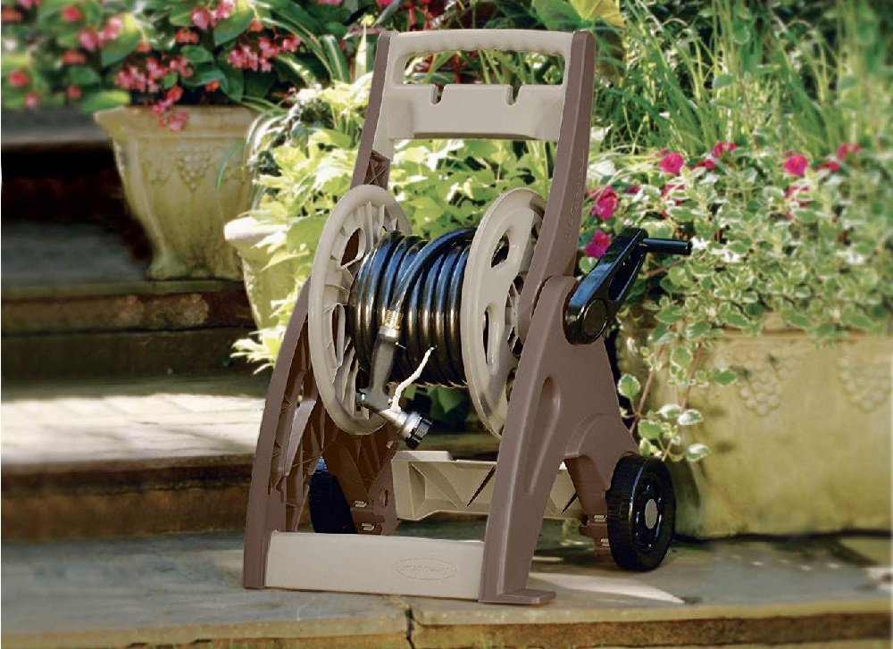 What is hose reel system?