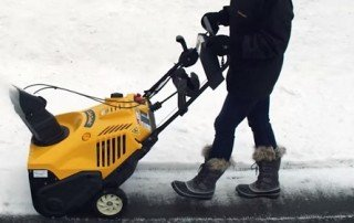 When to Buy a Snow Blower Buyer's Guide