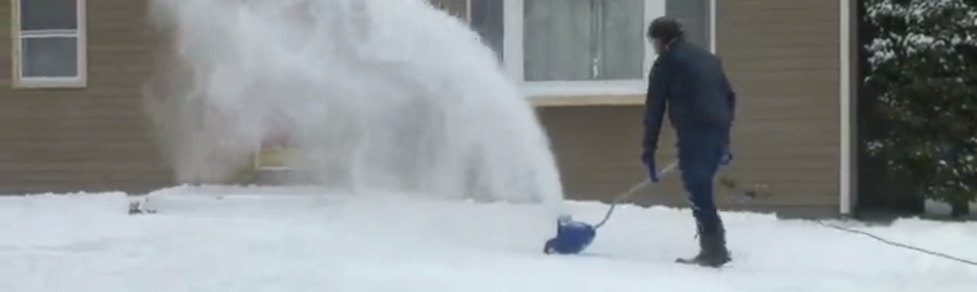 Electric Snow Shovel