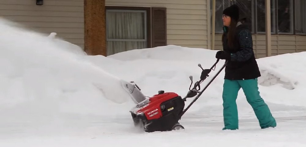 Best Gas Snow Blowers