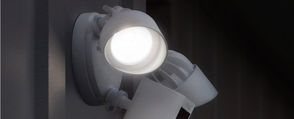 Floodlight Security Camera
