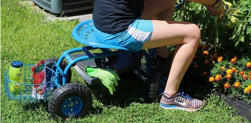 Best Garden Cart for Seniors