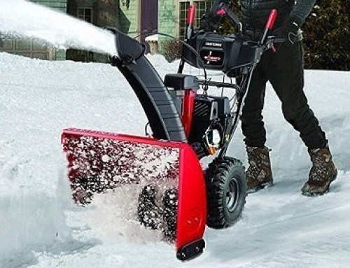 🥇 Best Gas Snow Blower: Buyer's Guide