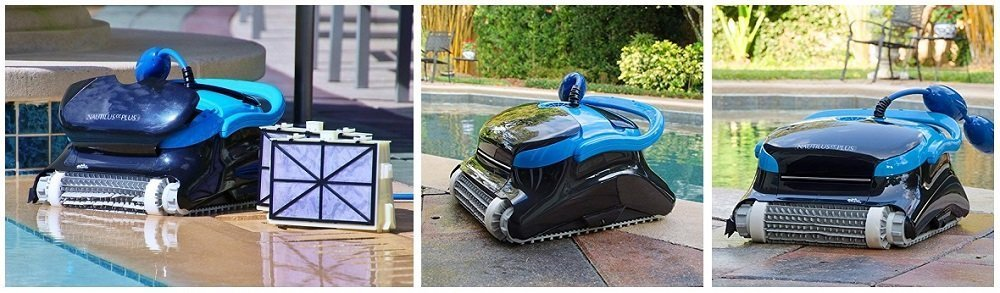 What is the best robotic pool cleaner for inground pools?