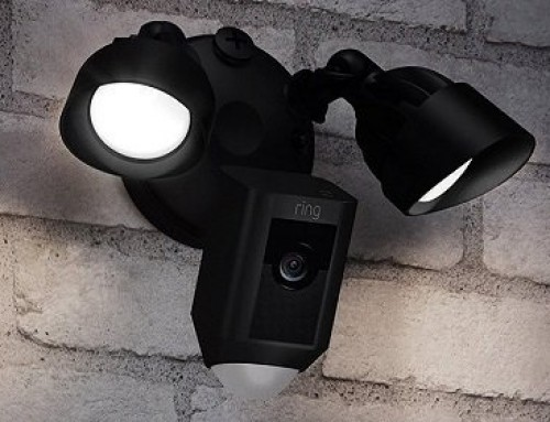 Ring Floodlight Security Camera Review