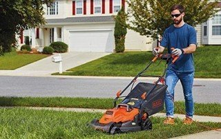 Best Corded Lawn Mowers