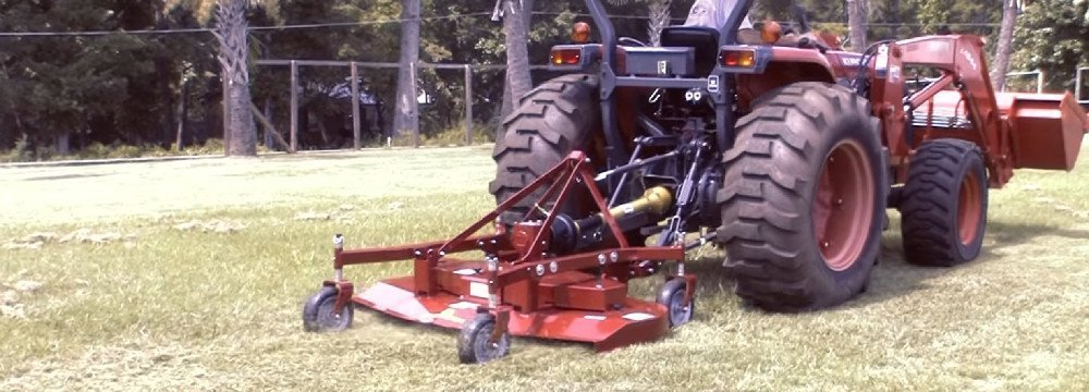 Better quality finish mower?