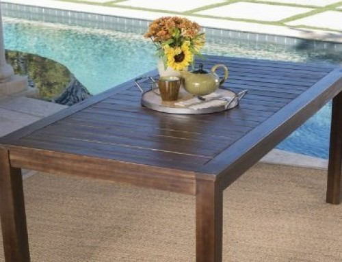 Best Outdoor Dining Tables: Buying Guide