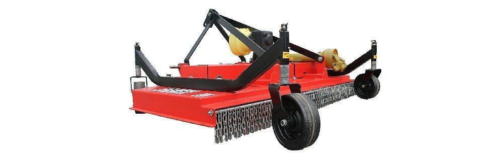 Farmer Helper 5-Foot Finish Mower Review
