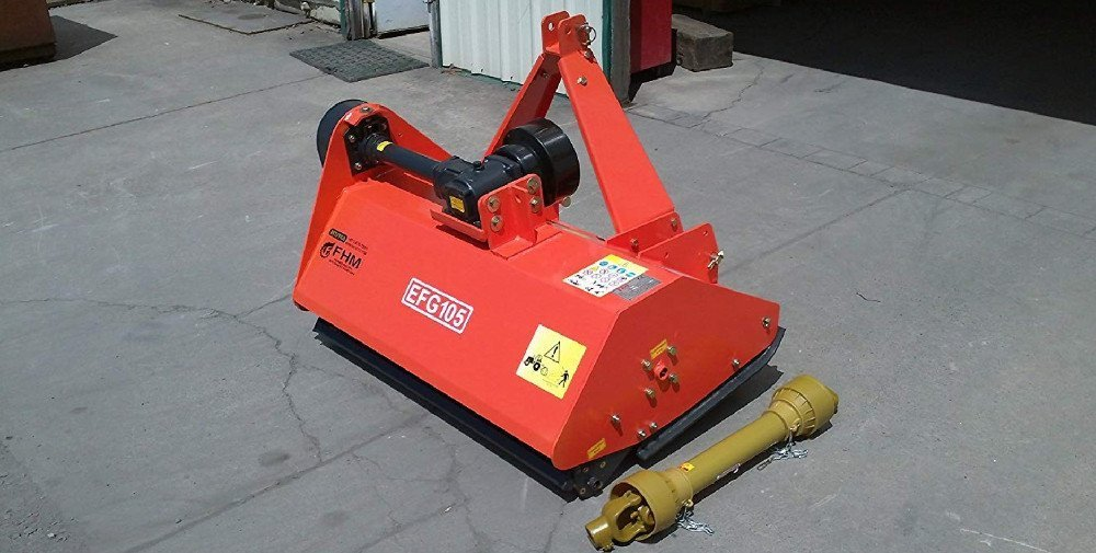 Farmer Helper Standard Multi-Duty Flail Mower
