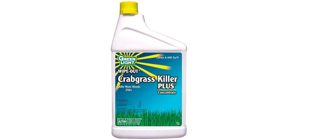 GREEN LIGHT Wipe-Out Crabgrass Killer