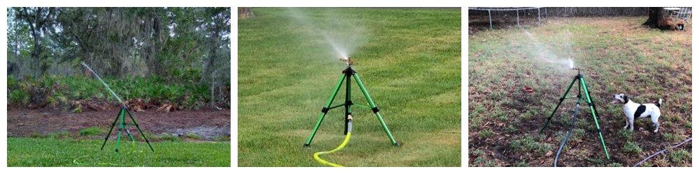 Best Tripod Sprinklers Guide